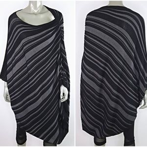 Lane Bryant Plsu Size 26W 28W Poncho Cape Sweater